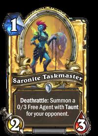 Saronite Taskmaster(90205) Gold.png