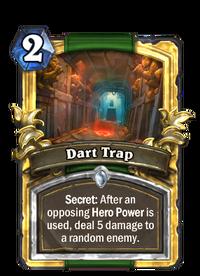 Golden Dart Trap