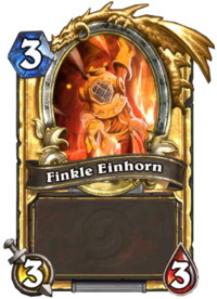 Finkle Einhorn(541) Gold.png