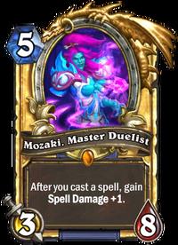 Mozaki, Master Duelist(329890) Gold.png