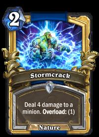 Golden Stormcrack