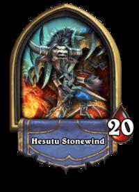 Golden Hesutu Stonewind
