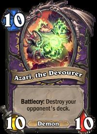 Azari, the Devourer