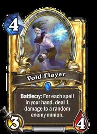 Golden Void Flayer