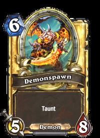 Golden Demonspawn