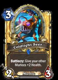 Golden Coldlight Seer