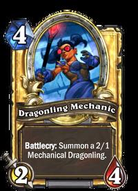 Golden Dragonling Mechanic