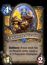 Lightforged Zealot