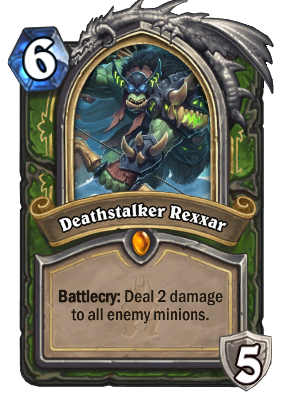 Hero Card Hearthstone Wiki