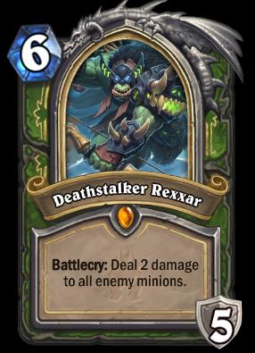 Hero Card Hearthstone Wiki