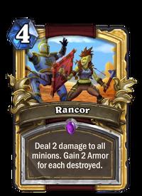 Golden Rancor