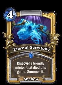 Golden Eternal Servitude