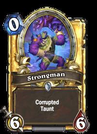 Golden Strongman