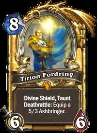 Golden Tirion Fordring