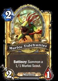 Murloc Tidehunter(357) Gold.png
