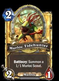 Golden Murloc Tidehunter