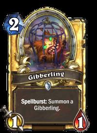 Golden Gibberling