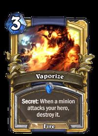 Golden Vaporize