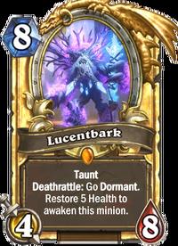 Golden Lucentbark