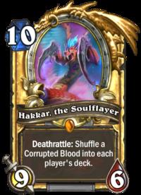 Golden Hakkar, the Soulflayer