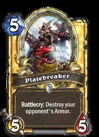 Golden Platebreaker
