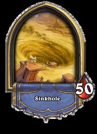 Golden Sinkhole