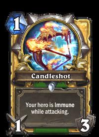 Golden Candleshot