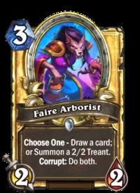 Faire Arborist(389020) Gold.png