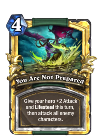 You Are Not Prepared(211429) Gold.png