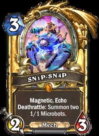 Golden SN1P-SN4P