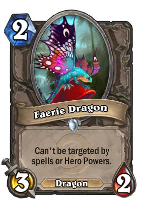 Faerie Dragon Hearthstone Heroes Of Warcraft Wiki