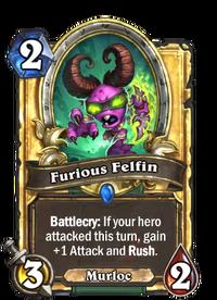 Golden Furious Felfin