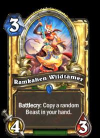 Ramkahen Wildtamer(90814) Gold.png