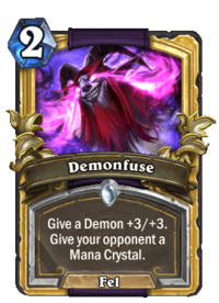 Golden Demonfuse