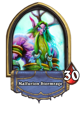 Malfurion Stormrage Hearthstone Wiki Not only do you have the base healing and mana abilities malfurion's kit comes with, but you have. malfurion stormrage hearthstone wiki