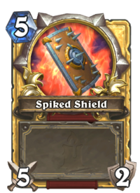 Spiked Shield(76941) Gold.png