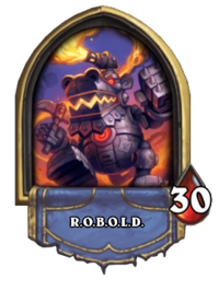 Golden R.O.B.O.L.D.