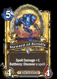 Steward of Scrolls(329957) Gold.png