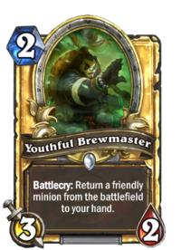 Golden Youthful Brewmaster