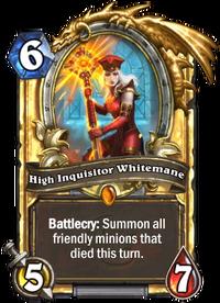 Golden High Inquisitor Whitemane