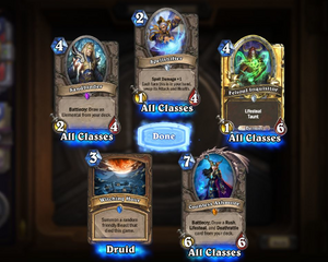 Variety pack: One each Legendary, Epic, Rare, Common and Golden Common.