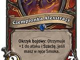 Czempionka Alexstrazy