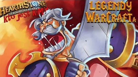 Legendy Warcrafta - LEEROY JENKINS historia World of Warcraft, Hearthstone lore