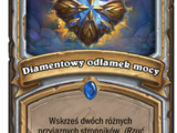 Diamentowy odłamek mocy