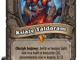 Książę Taldaram