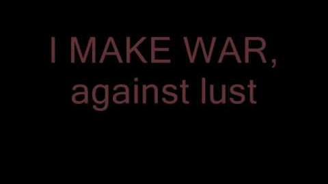 Make War LYRICS - Tedashii feat