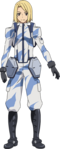 Quenser Barbotage - Anime Design