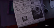 The End of Anguish