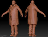 Scott Shelby Body Render (Uncolored)