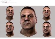 Scott Shelby Facial Expressions